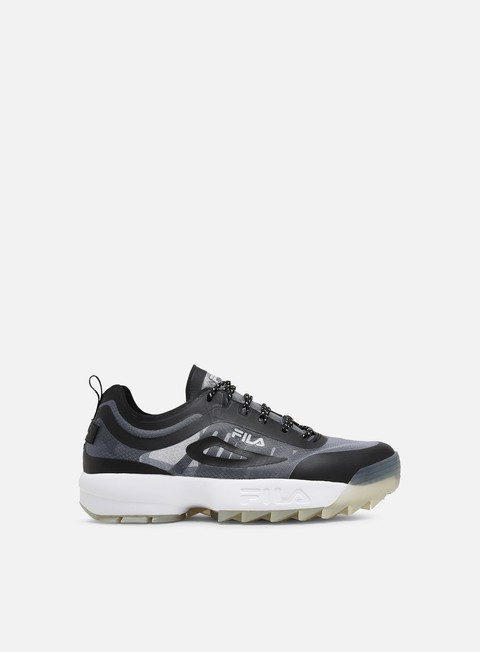 Low Sneakers Fila Disruptor Run