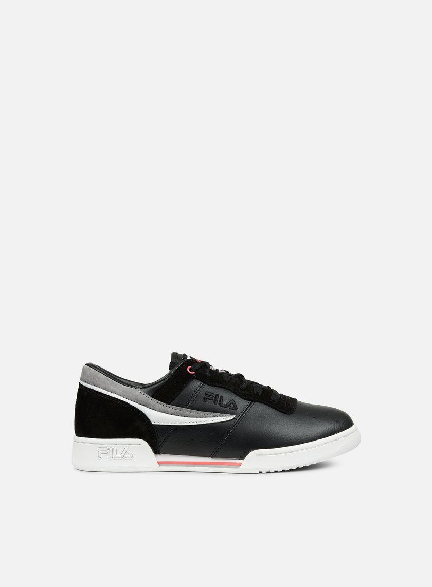 Fila - Fila Original Fitness, Black/Grey/Pink