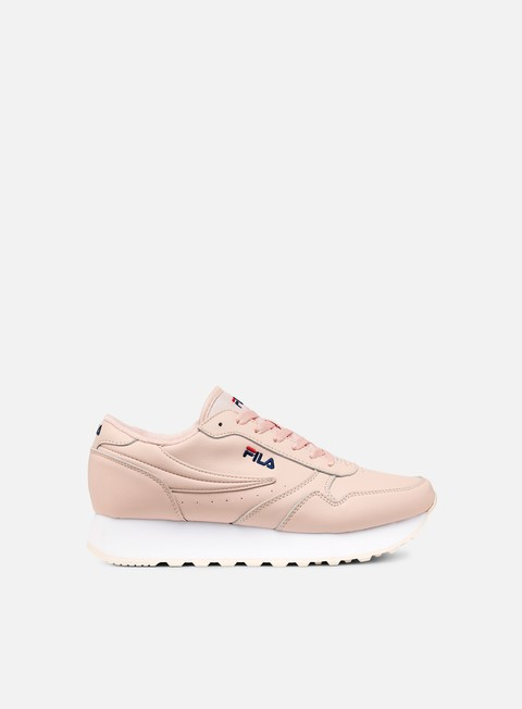 sneakers fila orbit zeppa l peach wip