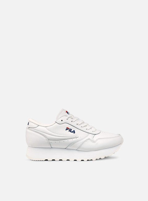 sneakers fila orbit zeppa l white