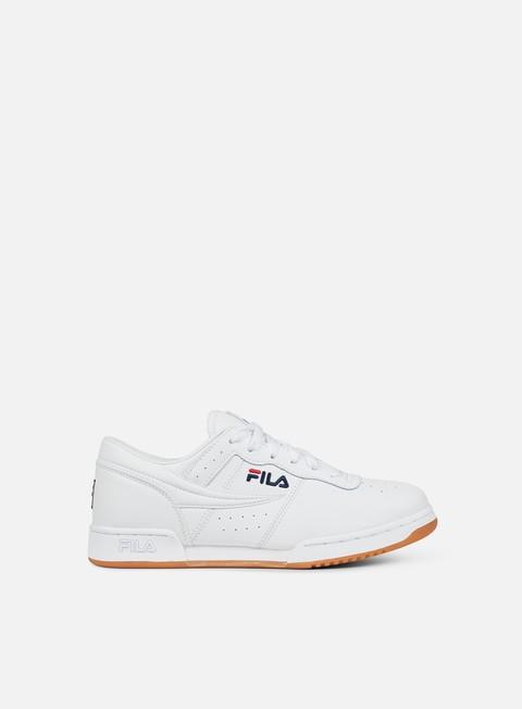 Outlet e Saldi Sneakers Basse Fila Original Fitness