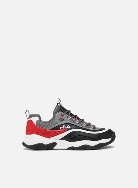 Outlet e Saldi Sneakers Basse Fila Ray CB Low
