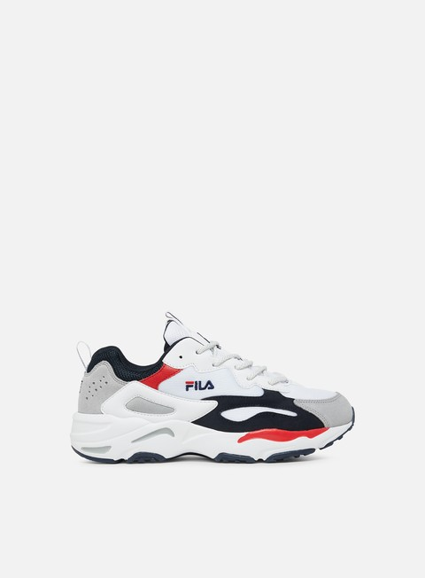Low Sneakers Fila Ray Tracer
