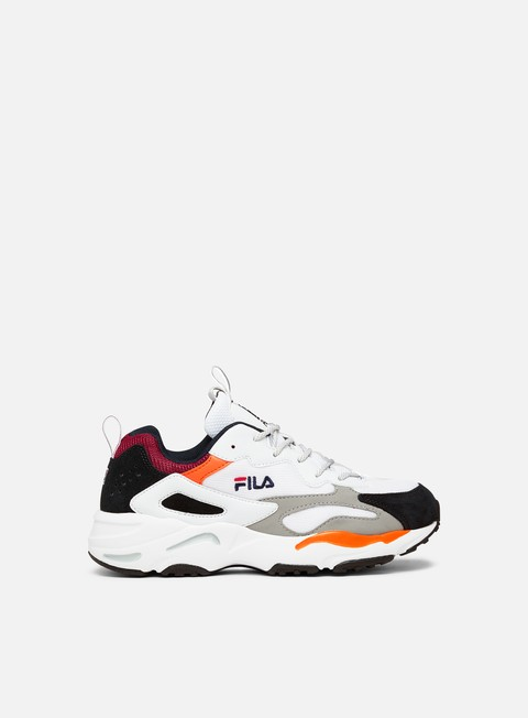 Lifestyle Sneakers Fila Ray Tracer