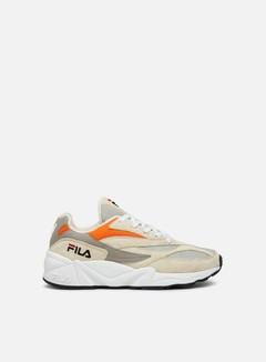 Fila - WMNS 94 Low, Grey Violet/Monument/Mandarine Orange