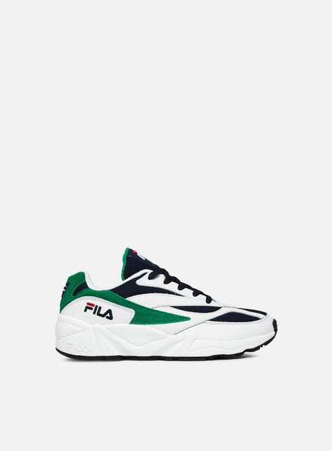 sneakers fila wmns 94 low white fila navy shady glade