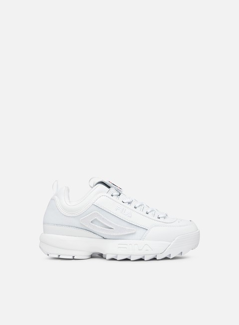 Outlet e Saldi Sneakers Basse Fila WMNS Disruptor II Patches