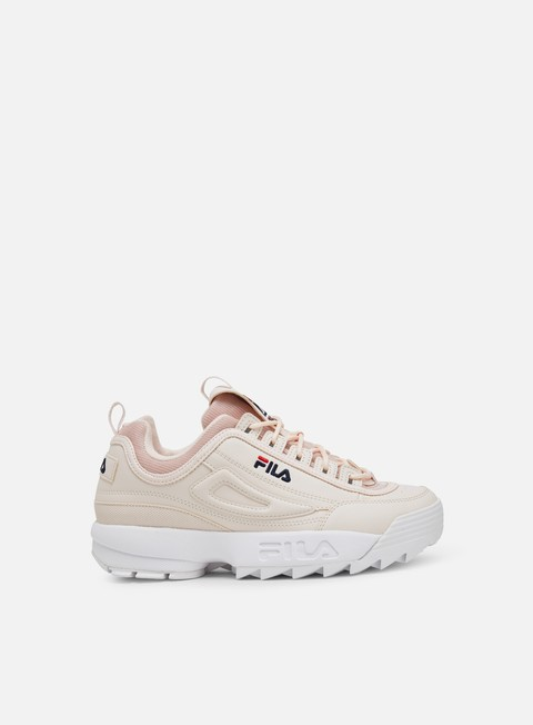 Outlet e Saldi Sneakers Basse Fila WMNS Disruptor Low
