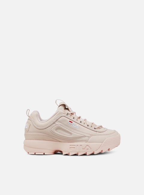 sneakers fila wmns disruptor m low peach whip