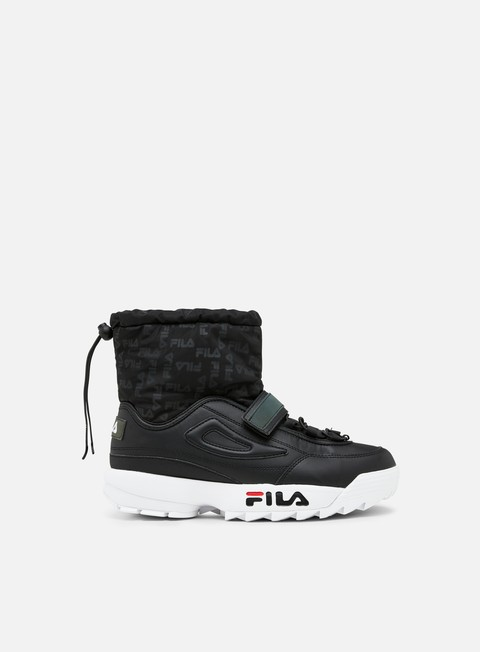 Winter Sneakers and Boots Fila WMNS Disruptor Neve Mid