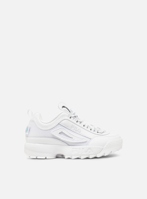 Sale Outlet Low Sneakers Fila WMNS Disruptor Patches