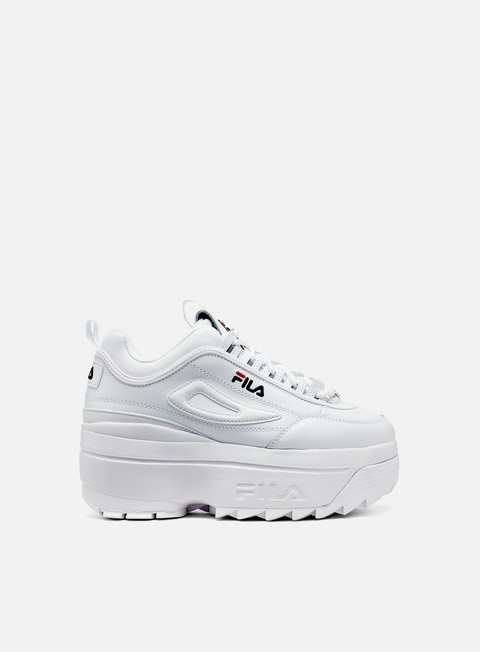 Sneakers Basse Fila WMNS Distruptor II Wedge