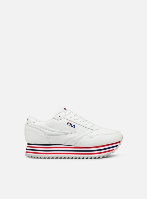 Sneakers Basse Fila WMNS Orbit Zeppa Stripe