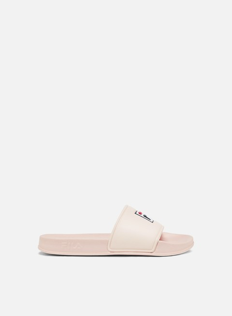 sneakers fila wmns palm beach slipper peach whip