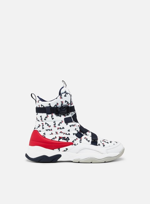 Sneakers Outdoor Fila WMNS Ray Neve Boot