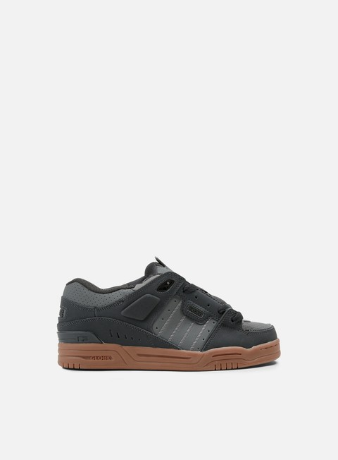 sneakers globe fusion night charcoal gum
