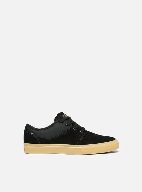 sneakers globe mahalo black mid gum