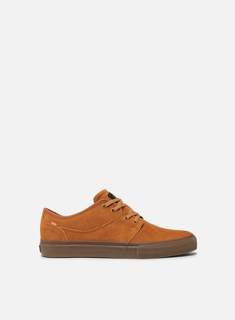 sneakers globe mahalo rust tobacco