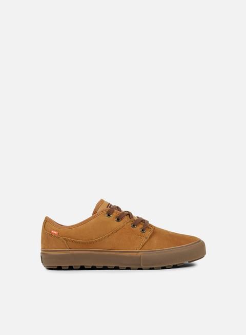 sneakers globe mahalo tan fur