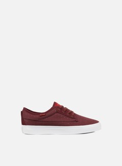 Globe - Moonshine, Burgundy/White 1