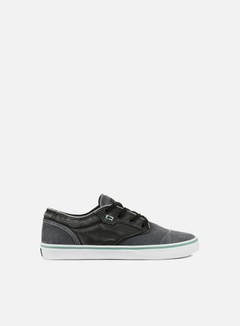 Globe - Motley, Dark Shadow/Black Wash 1