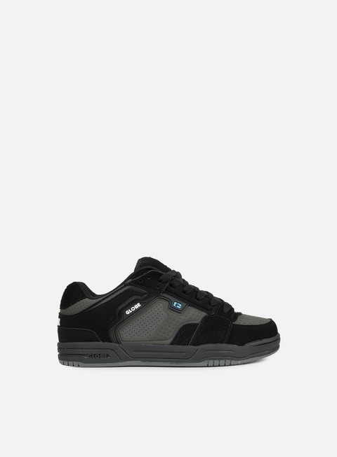 sneakers globe scribe black charcoal blue