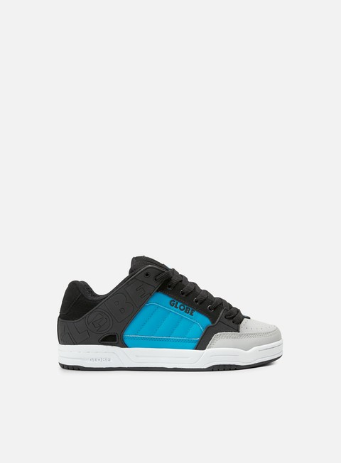 sneakers globe tilt black blue grey