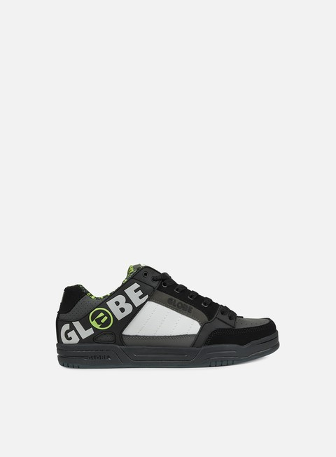 sneakers globe tilt black charcoal lime