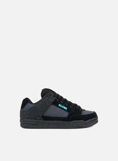 sneakers globe tilt black ebony teal