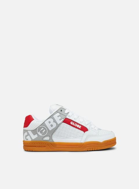 sneakers globe tilt white gum