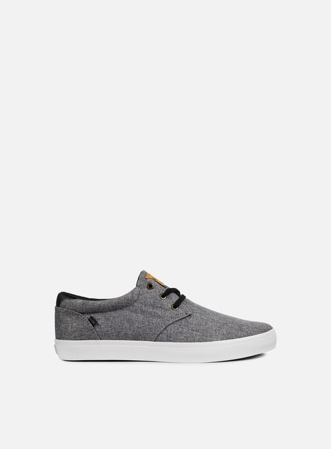 sneakers globe willow black charcoal white