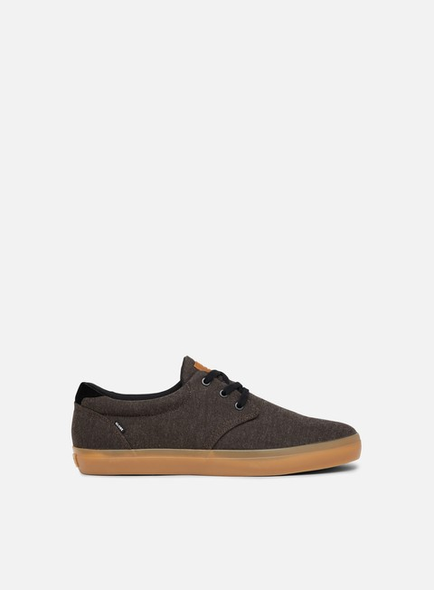 sneakers globe willow earth canvas gum