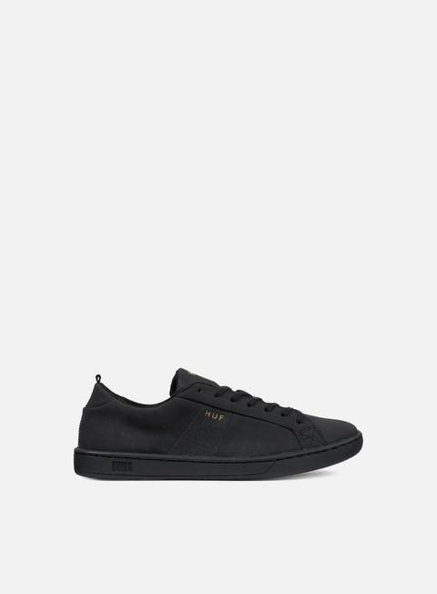 sneakers huf boyd black mono