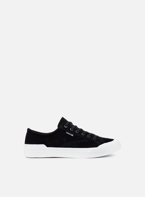 sneakers huf classic lo black white