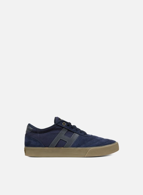 sneakers huf galaxy indigo gum 3m