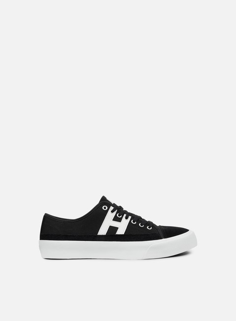 sneakers huf hupper 2 lo black white