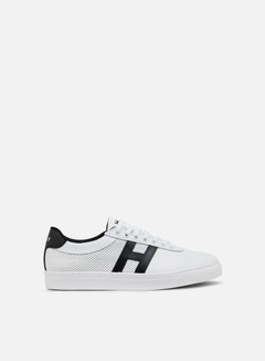 Huf - Soto, White/Black/Black