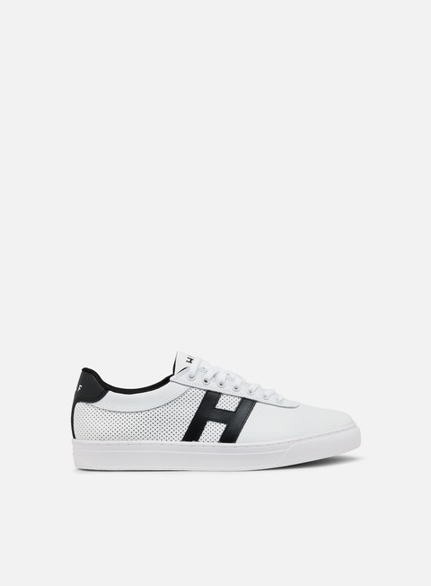 sneakers huf soto white black black