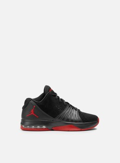 Jordan - 5 AM, Black/Gym Red/Black