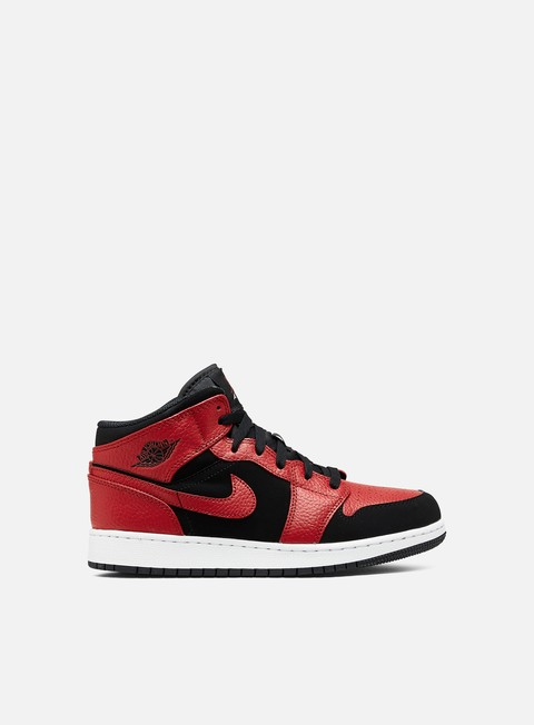 Sneakers Alte Jordan Air Jordan 1 Mid GS