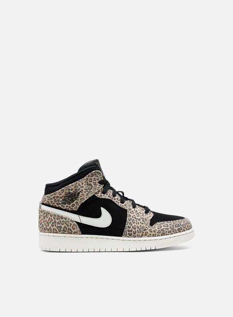 High Sneakers Jordan Air Jordan 1 Mid SE GS