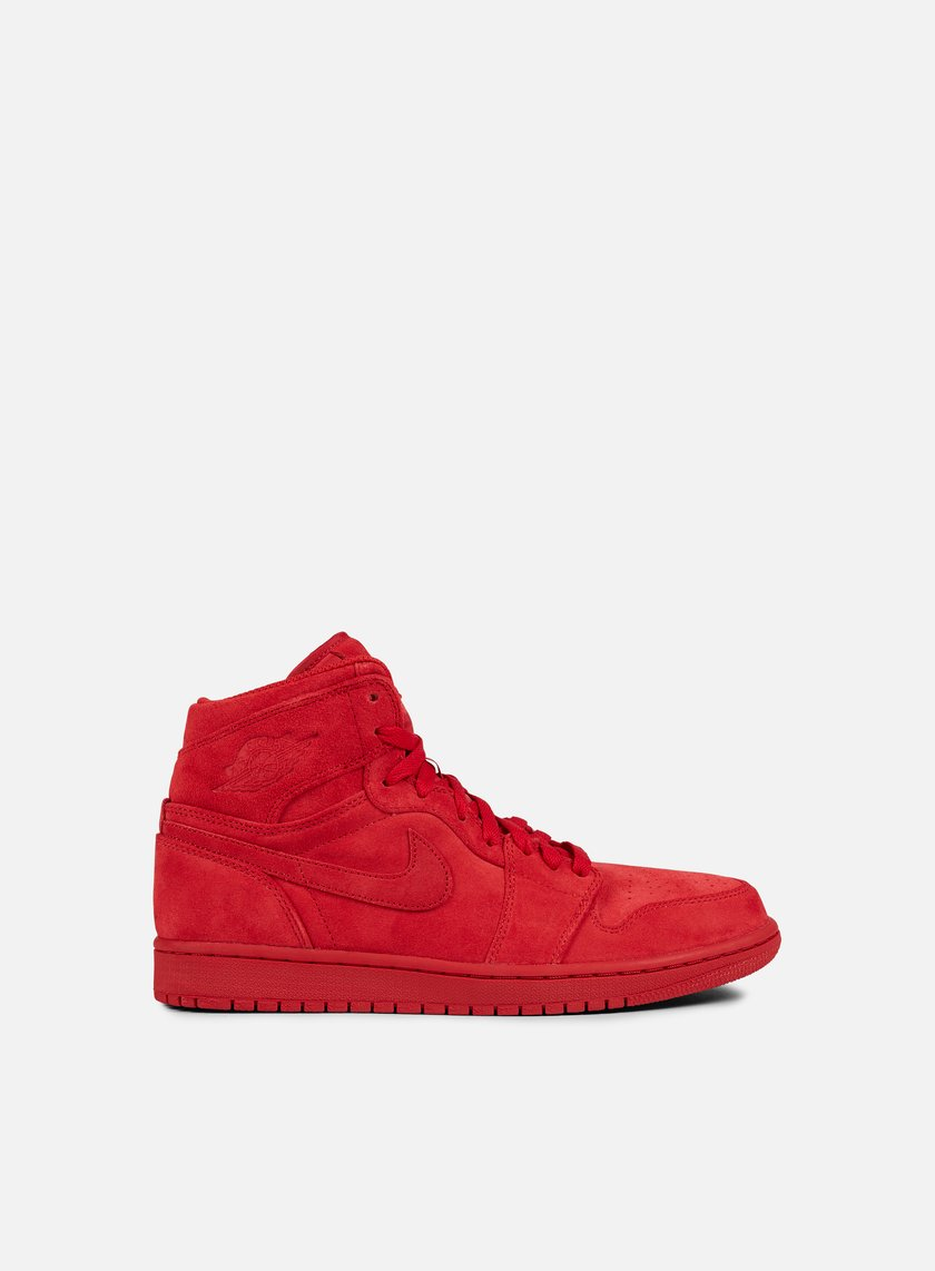 Jordan - Air Jordan 1 Retro High, Gym Red/Gym Red