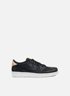 Jordan - Air Jordan 1 Retro Low OG, Black/White/Vachetta Tan 1