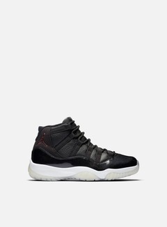 Jordan - Air Jordan 11 Retro, Black/Gym Red/White 1