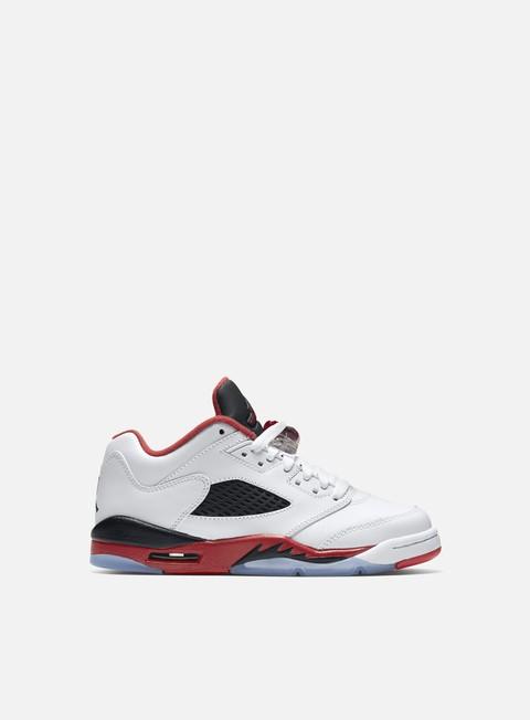 Sneakers Basse Jordan Air Jordan 5 Retro Low GS