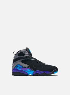 Jordan - Air Jordan 8 Retro, Black/True Red/Bright Concord 1