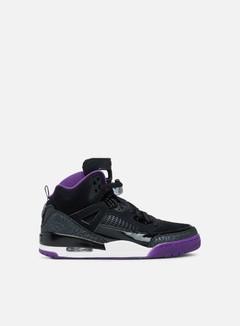 Jordan - Air Jordan Spizike, Black/Court Purple/Anthracite