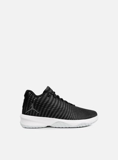 Jordan - B. Fly, Black/White/Dark Grey