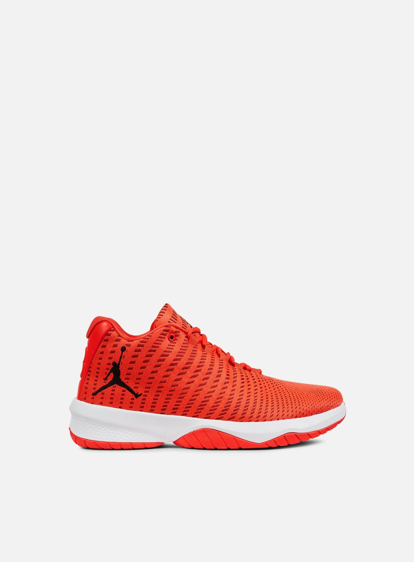 Jordan - B. Fly, Max Orange/Black/White