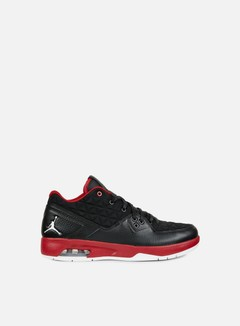 Jordan - Clutch, Black/White/Gym Red 1